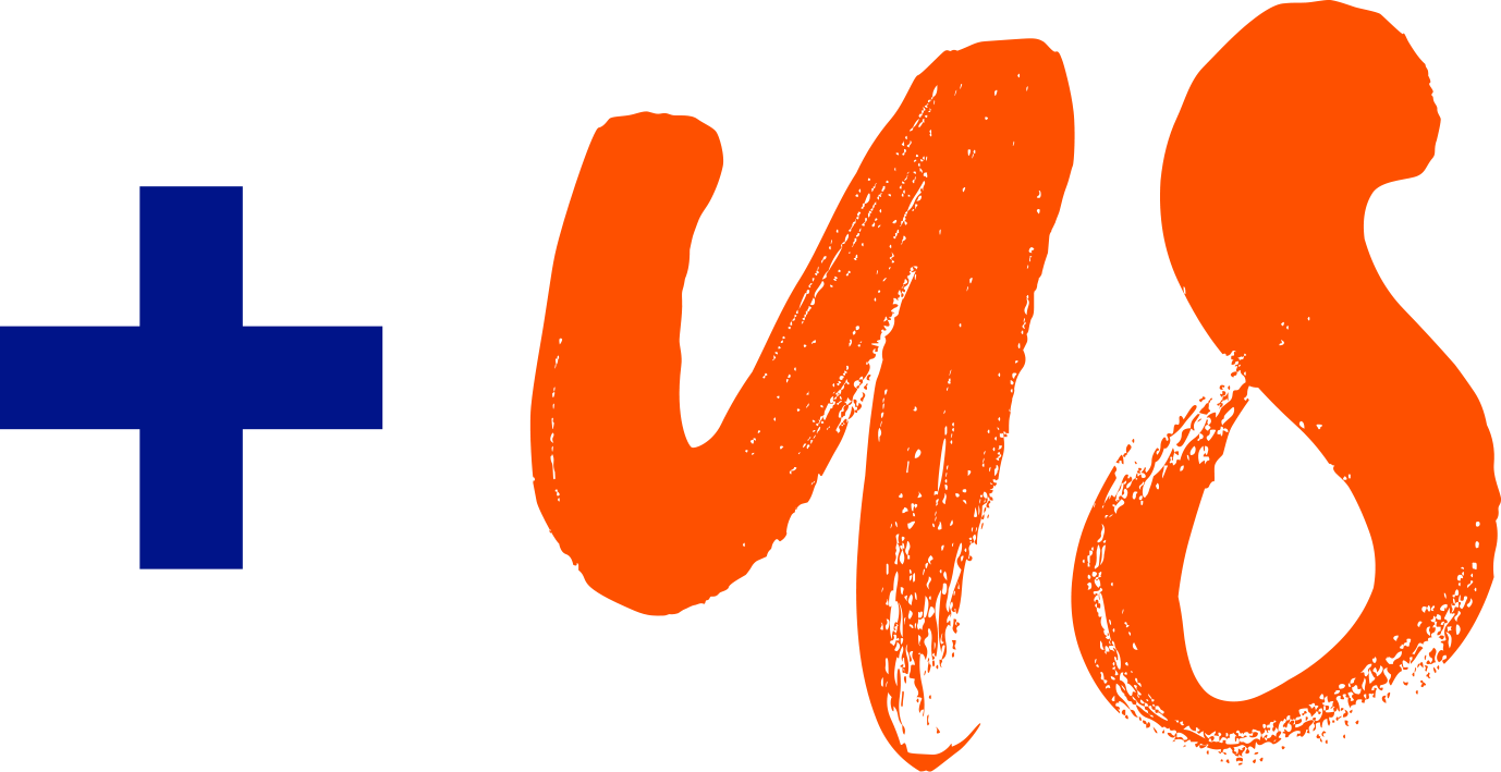 Brookson +Us Logo Dark Blue-Orange 2018