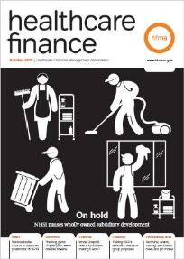 Healthcare Finance October 2018